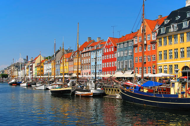 The Greenest Cities in Europe
