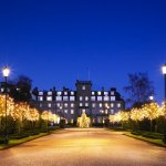 The Festive Period at Gleneagles Hotel