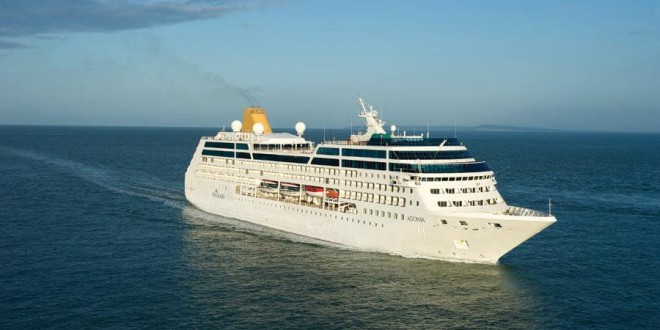 In praise of the P&O Adonia