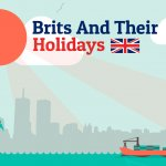 Brits and Their Holidays: Infographic!