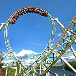 The best theme parks in the UK