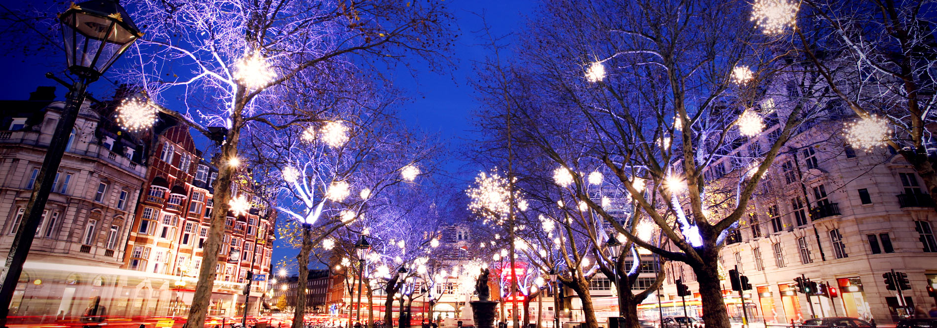 christmas in london alone